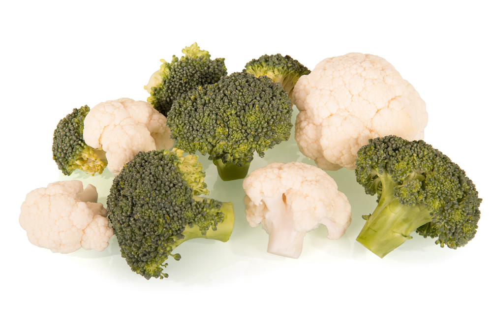 Floret Mix with broccoli and cauliflower