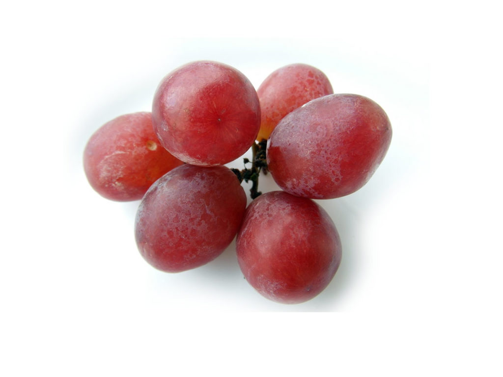 Frozen Red grape whole seedless