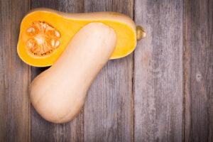 Butternut squash. Pumpkin