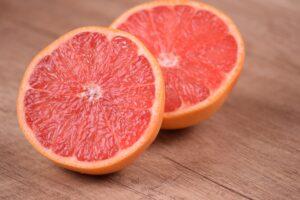 frozen grapefruit