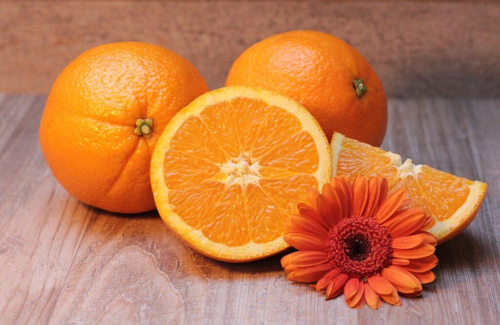orange properties and benefits