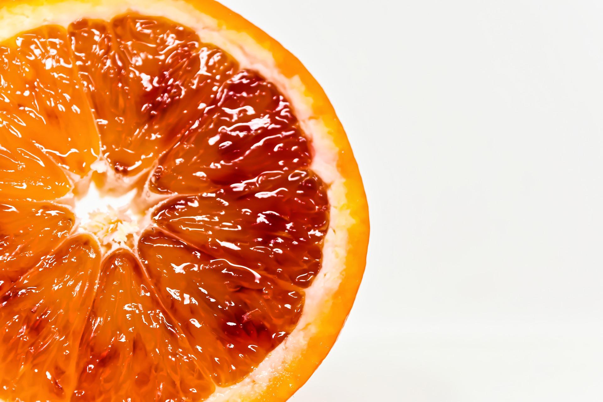 blood orange benefits properties
