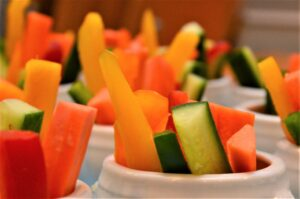 vegetable sticks